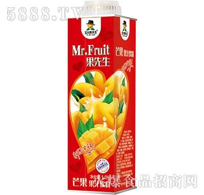 1.5L×6玉川果先生保鲜屋芒果汁饮料