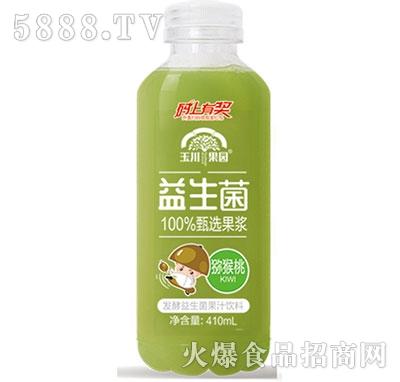 410ml×15玉川果园复合益生菌猕猴桃汁饮料