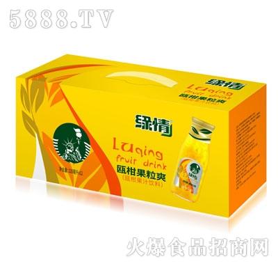 缘情瓯柑果汁饮料320mlX12