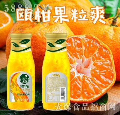 缘情瓯柑果汁饮料320ml