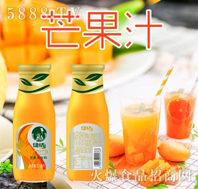 缘情芒果汁饮料320ml