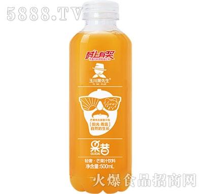 500ml×15轻奢果昔芒果汁饮料
