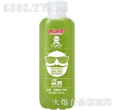 500ml×15轻奢果昔猕猴桃汁饮料