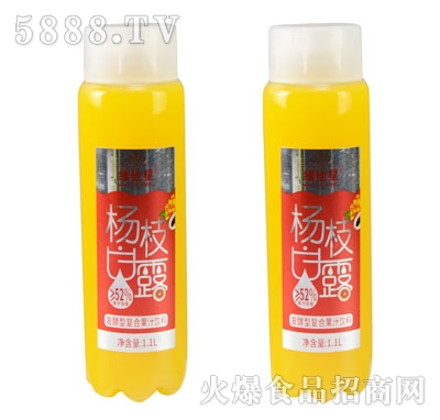 维他星杨枝甘露发酵型复合果汁饮料1.1L(瓶)