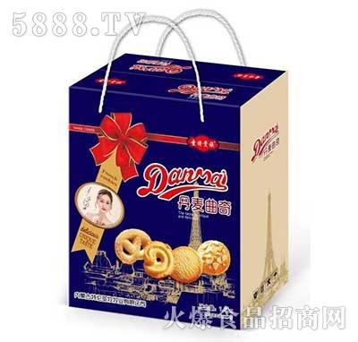 圣特贵族丹麦曲奇饼干1.5kg