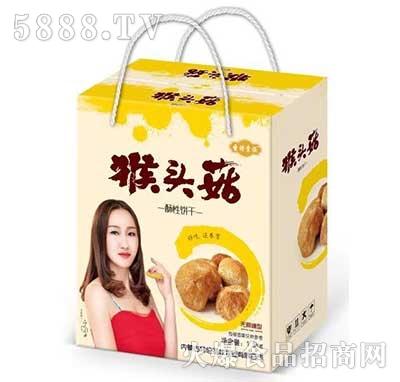 圣特贵族猴头菇酥性饼干1.5kg礼盒装