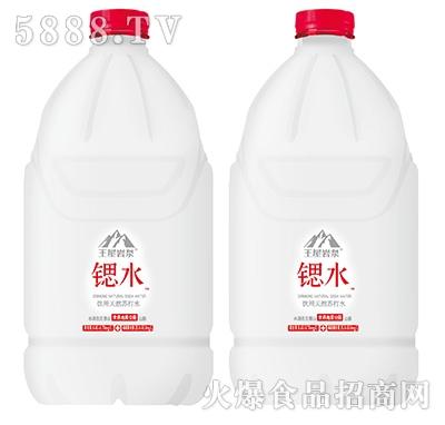 王屋岩泉锶水天然饮用苏打水5L产品图