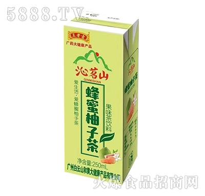 王老吉沁茗山蜂蜜柚子茶果味茶饮料250ml