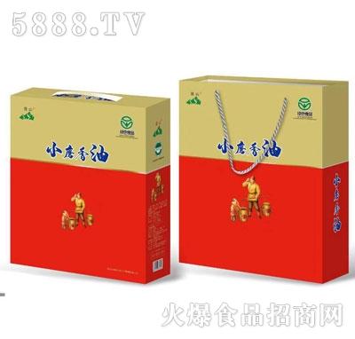 莲山小磨香油礼盒