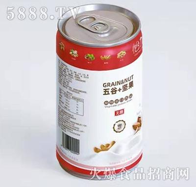怡加怡五谷坚果植物蛋白饮料180ml