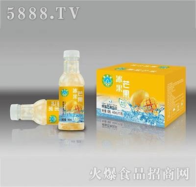 冰果蜂蜜芒果饮品445mlx15瓶