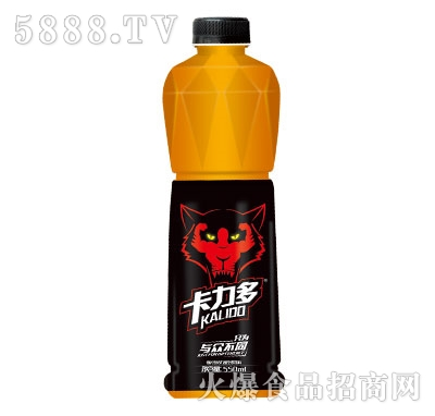 卡力多维生素饮料550ml
