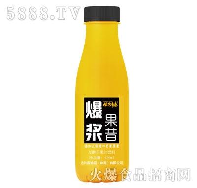 拥抱青春发酵芒果汁饮料430ml