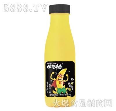 拥抱青春香蕉汁饮料430ml