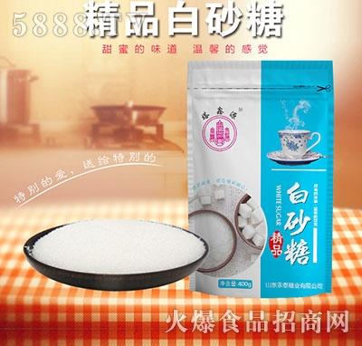 塔鑫源白砂糖400g