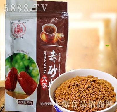 塔鑫源大枣赤砂糖320g