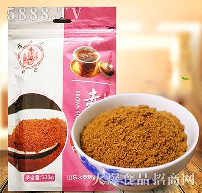 塔鑫源复合赤砂糖320g