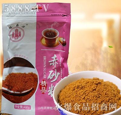 塔鑫源复合赤砂糖400g