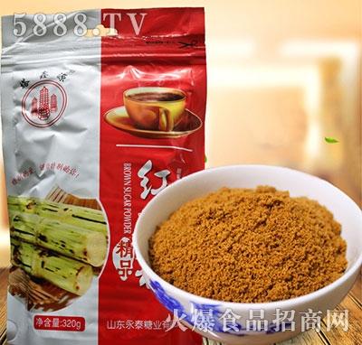 塔鑫源红糖粉320g