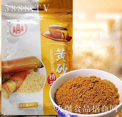 塔鑫源黄砂糖400g