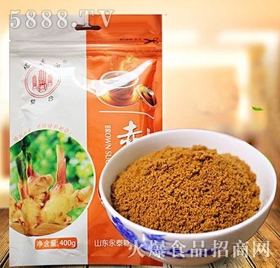 塔鑫源姜汁赤砂糖400g