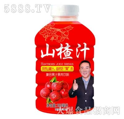 梦途山楂汁350ml