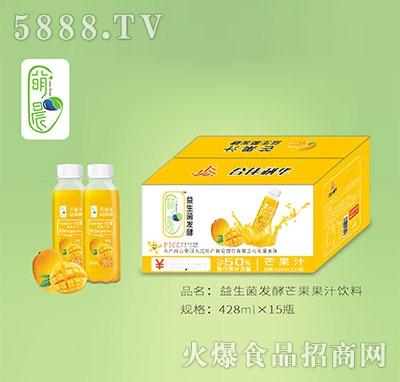 萌晨益生菌发酵芒果汁428mlx15