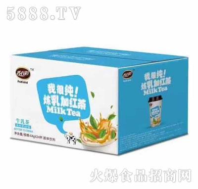 香谷粒牛乳茶(箱)