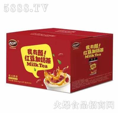 香谷粒红豆奶茶(箱装)