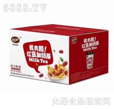香谷粒红豆奶茶(箱)