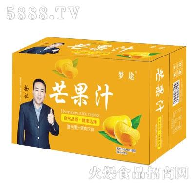 梦途芒果汁350mlX15