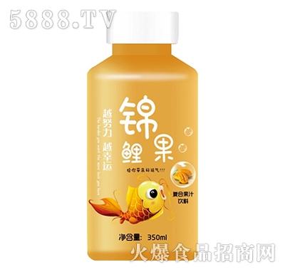 锦鲤果芒果益生菌发酵复合果汁350ml