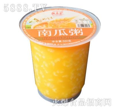 宏易堂南瓜粥330g(早餐粥 )产品图