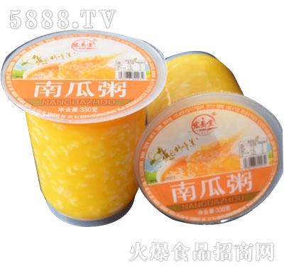 宏易堂南瓜粥330克(早餐粥 )产品图