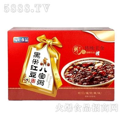 齐乐福黑米红豆八宝粥(箱)
