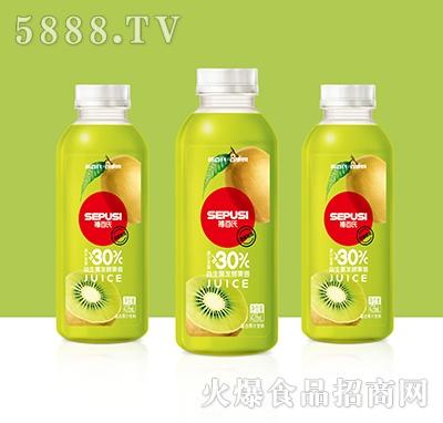 禧百氏百事悦猕猴桃益生菌发酵复合果汁428ml