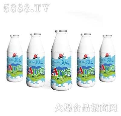 金义AD钙乳酸菌饮品220ml
