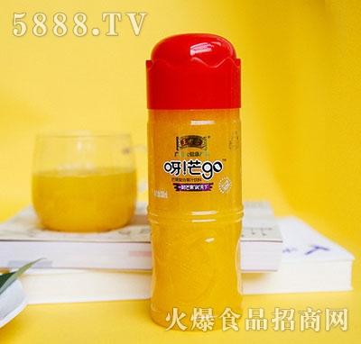王老吉呀!芒goPP瓶芒果复合果汁饮料
