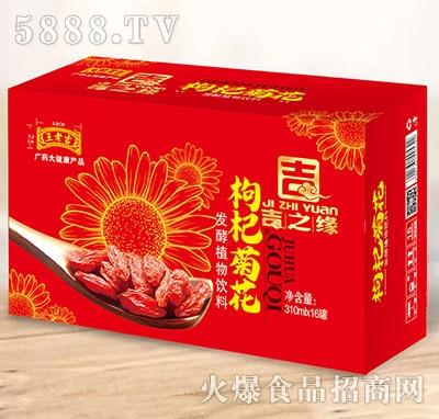 王老吉枸杞菊花茶310mlx16罐