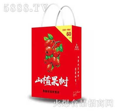 加宝露山楂果树山楂汁礼盒