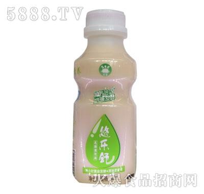 悠乐舒乳酸菌饮品340ml