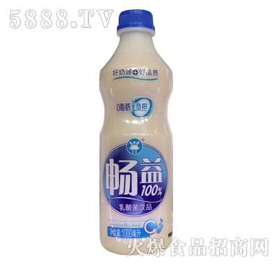 好口味畅益乳酸菌饮品1000ml
