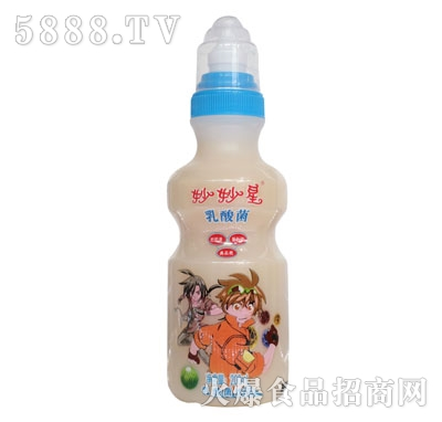 妙妙星乳酸菌饮品200ml