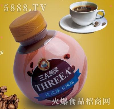 三A咖啡法式摩卡风味(瓶)