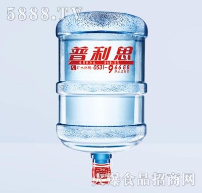 普利思18.5L纯净水(桶)产品图