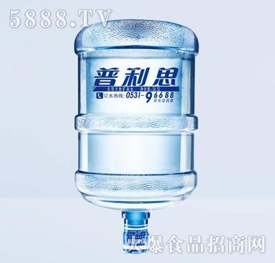 普利思18.5L天然矿泉水产品图