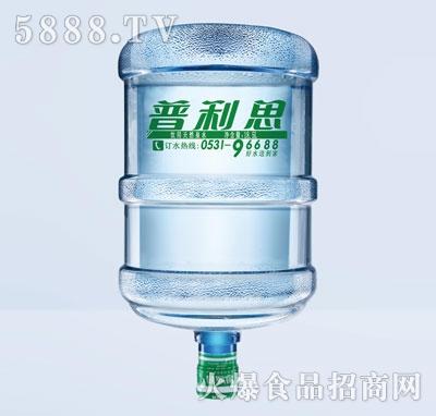 普利思18.5L天然泉水(桶)产品图