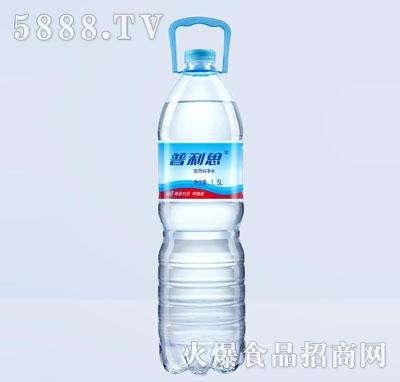 普利思1.5L饮用纯净水产品图