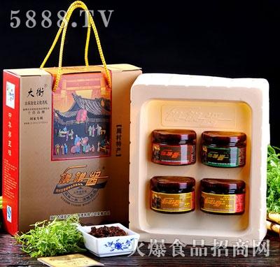 馍馍酱旅游特产馍馍酱礼盒