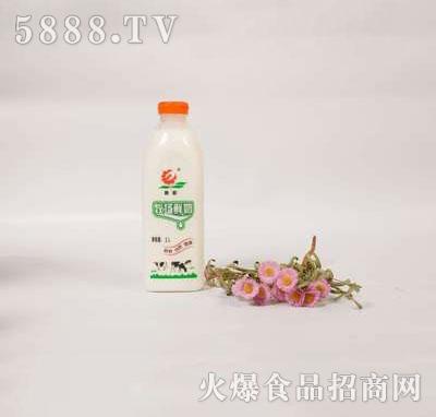 壹鹏牧场鲜奶500ml